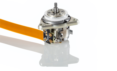 Space Rated Miniature Actuator